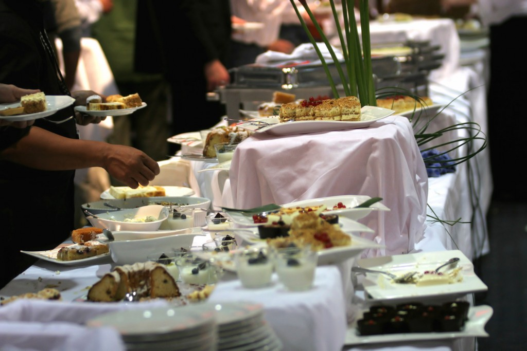 HG catering. Buffet. Event.